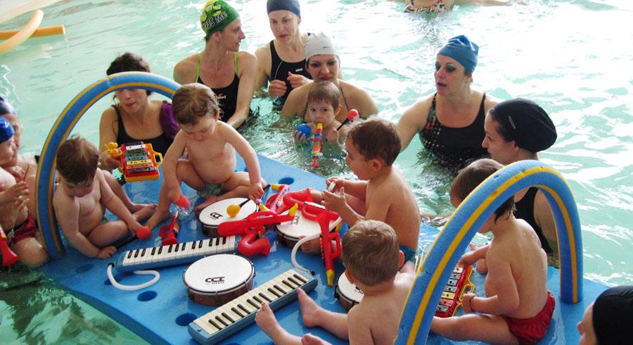 Neonatale il cordone ombelicale sonoro - Corsi piscina neonati ...